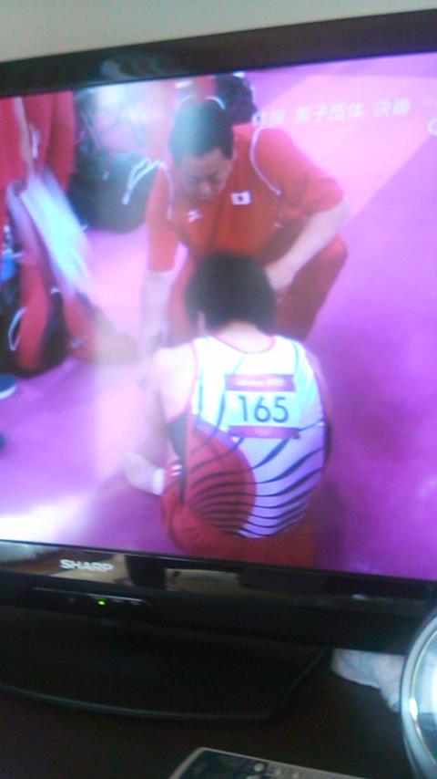 オリンピック〜♪
