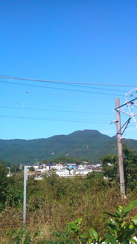 この景色大好き〜!