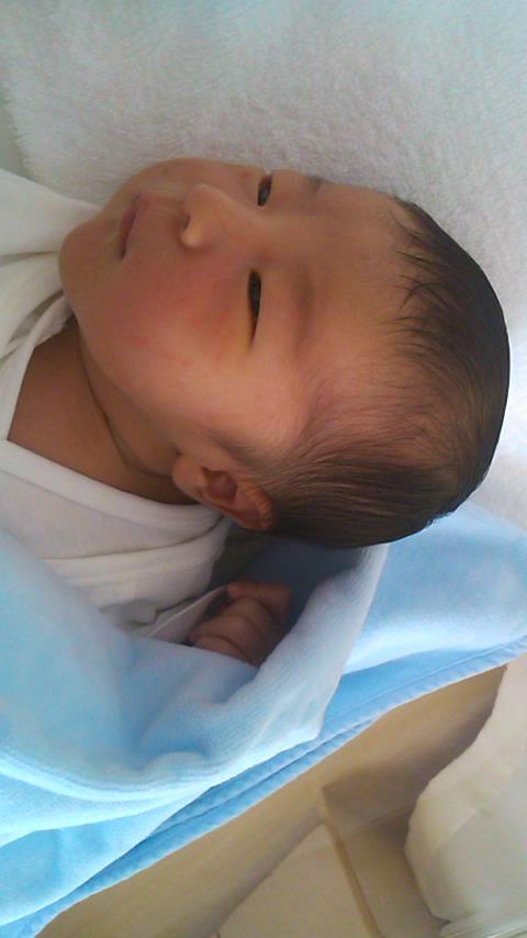 産後2日目。